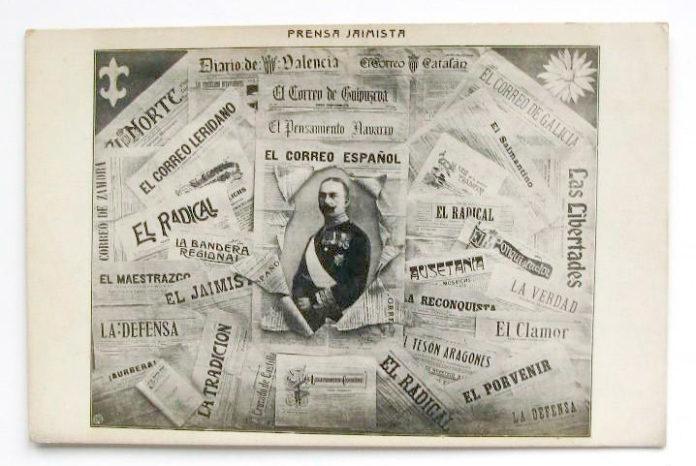 Prensa carlista